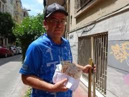 Beyoğlu'nda, temizlik görevlisi bulduğu 8 bin lirayı polise teslim etti